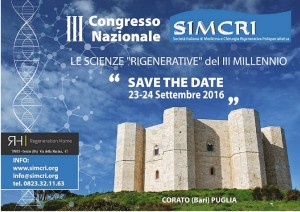 III Congresso SIMCRI a Corato